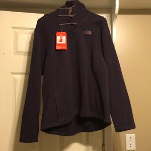 NORTH FACE HOODIE. NEW WITH TAGS
